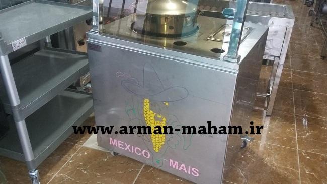 دستگاه ذرت مکزیکی