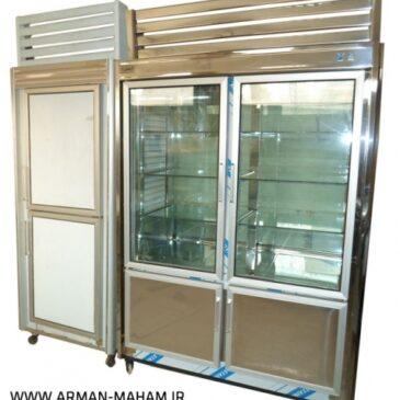 یخچال فریزر تجهیزات آشپزخانه صنعتی