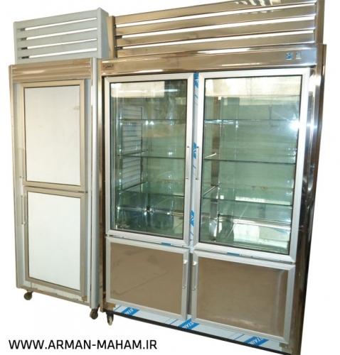 یخچال و فریزر تجهیزات آشپزخانه صنعتی