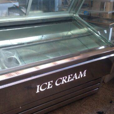 تاپینگ بستنی نمادار