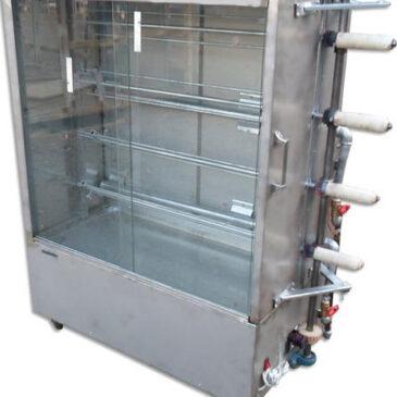 دستگاه مرغ بریونی 4 سیخ