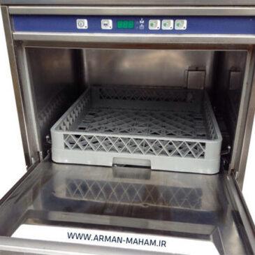 ماشین ظرفشویی 540 بشقاب زانوسی