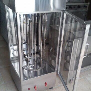 دستگاه پخت سوسیس کراکف استیل