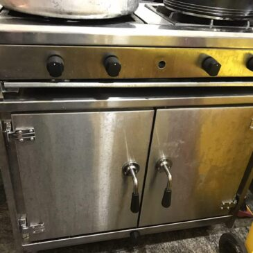 تجهیزات رستوران دست دوم