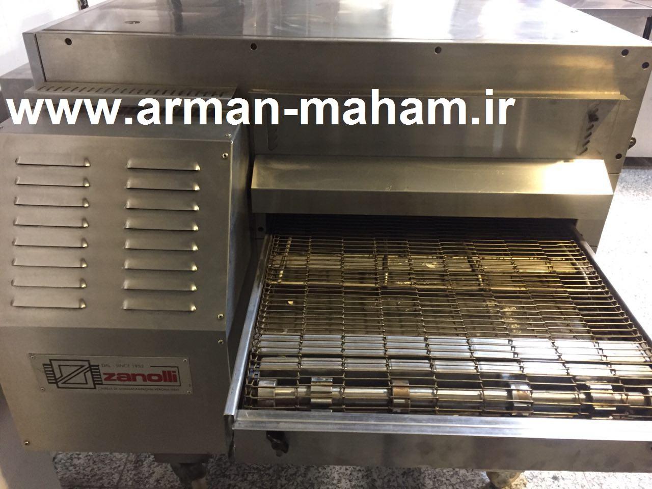 فروش انواع دستگاه فر پیتزا