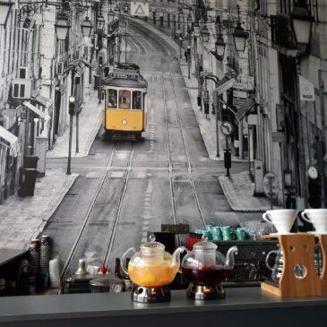 راه اندازی رستوران کافی شاپ ژیوان