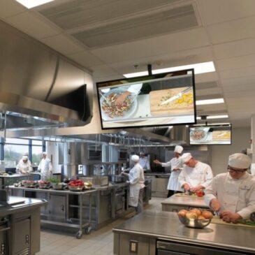 نکات کلیدی آشپزخانه صنعتی چیست؟